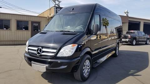 2012 Mercedes-Benz Sprinter Cargo for sale at 5 Star Auto Sales in Modesto CA