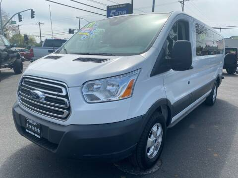 2017 Ford Transit Passenger for sale at 5 Star Auto Sales in Modesto CA