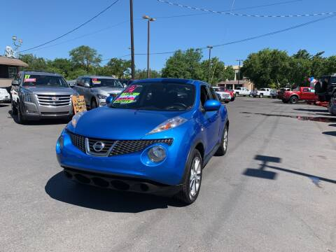 2012 Nissan JUKE for sale at 5 Star Auto Sales in Modesto CA