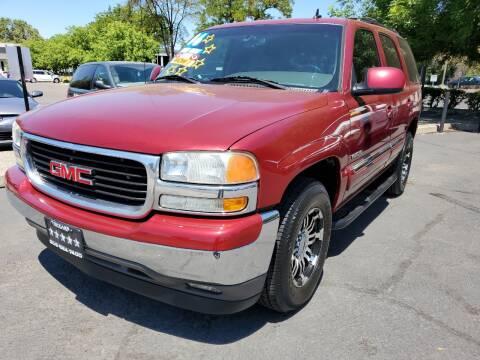 2006 GMC Yukon for sale at 5 Star Auto Sales in Modesto CA