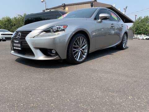2015 Lexus IS 250 for sale at 5 Star Auto Sales in Modesto CA