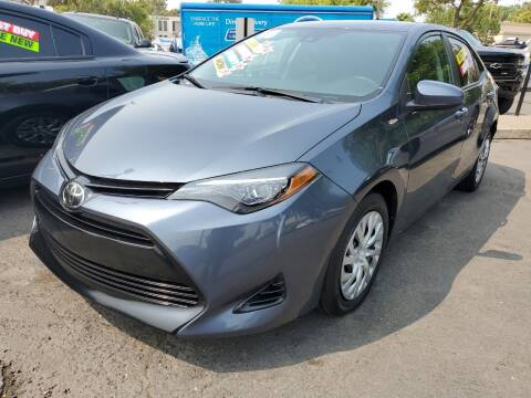 2018 Toyota Corolla for sale at 5 Star Auto Sales in Modesto CA