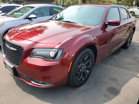 2019 Chrysler 300 for sale at 5 Star Auto Sales in Modesto CA