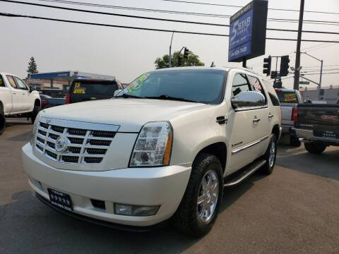 2008 Cadillac Escalade for sale at 5 Star Auto Sales in Modesto CA