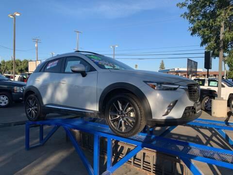 2016 Mazda CX-3 for sale at 5 Star Auto Sales in Modesto CA