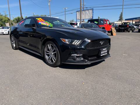 2017 Ford Mustang for sale at 5 Star Auto Sales in Modesto CA
