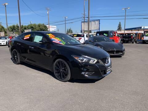2017 Nissan Maxima for sale at 5 Star Auto Sales in Modesto CA