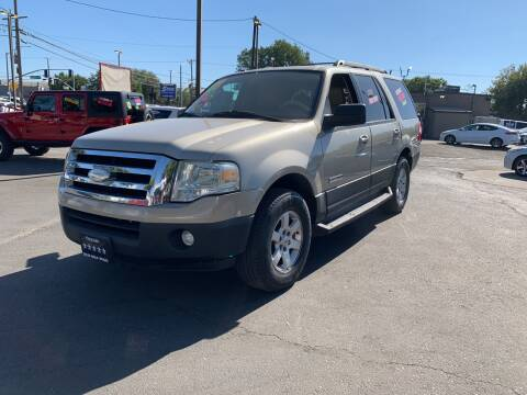 2007 Ford Expedition for sale at 5 Star Auto Sales in Modesto CA