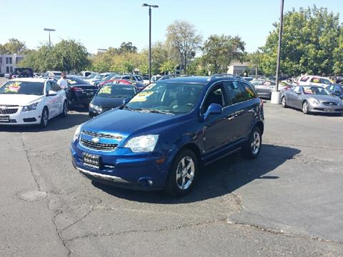 2013 Chevrolet Captiva Sport for sale at 5 Star Auto Sales in Modesto CA