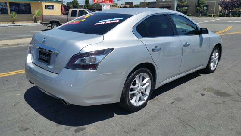 2014 Nissan Maxima for sale at 5 Star Auto Sales in Modesto CA