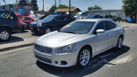 2014 Nissan Maxima for sale at 5 Star Auto Sales in Modesto CA