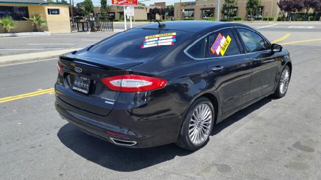 2014 Ford Fusion for sale at 5 Star Auto Sales in Modesto CA
