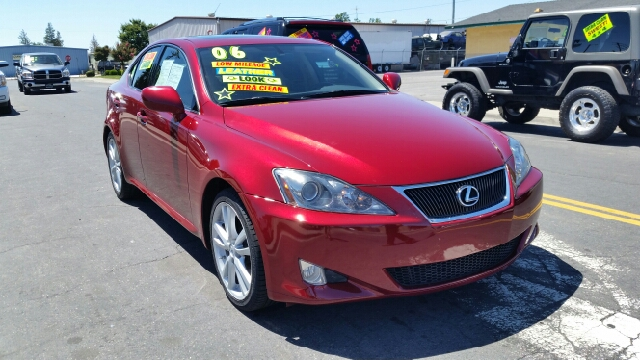 2006 Lexus IS 350 for sale at 5 Star Auto Sales in Modesto CA