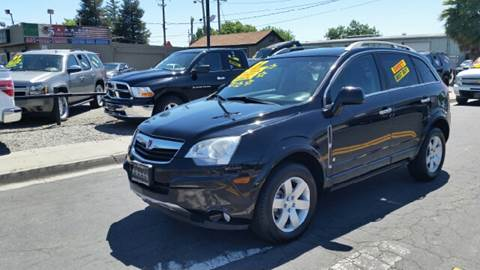 2008 Saturn Vue for sale at 5 Star Auto Sales in Modesto CA