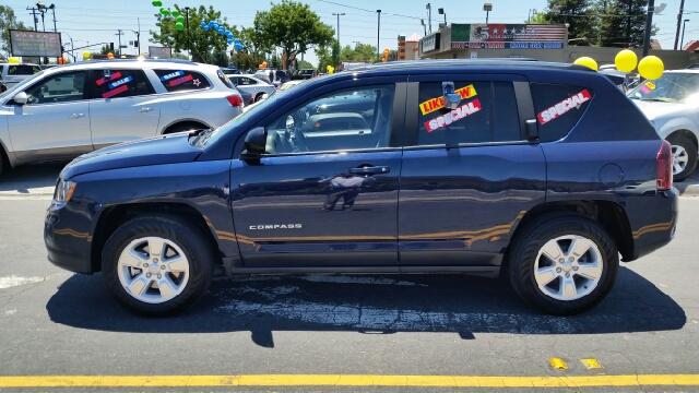 2014 Jeep Compass for sale at 5 Star Auto Sales in Modesto CA