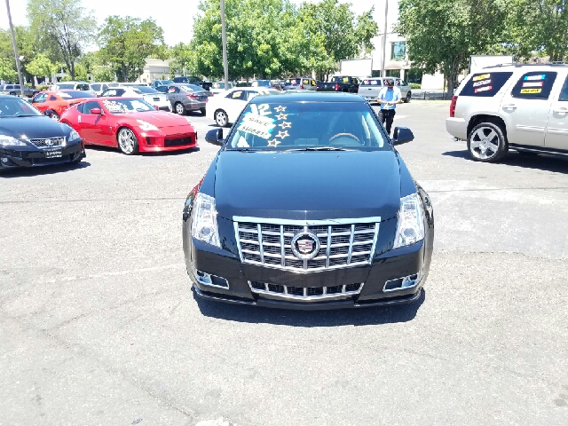 2012 Cadillac CTS for sale at 5 Star Auto Sales in Modesto CA