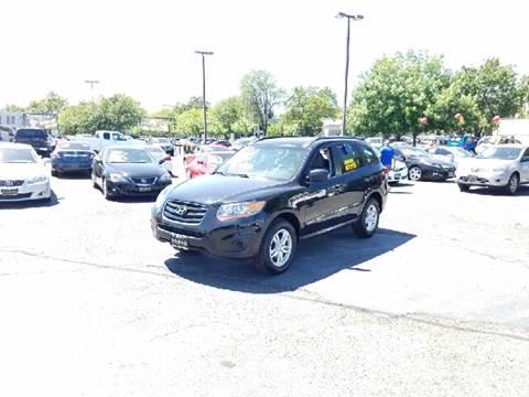 2011 Hyundai Santa Fe for sale at 5 Star Auto Sales in Modesto CA