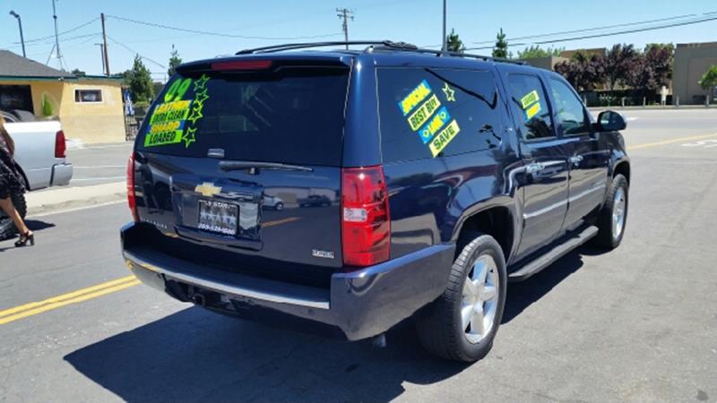 2009 Chevrolet Suburban for sale at 5 Star Auto Sales in Modesto CA