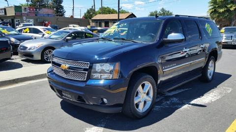 2009 Chevrolet Suburban for sale at 5 Star Auto Sales in Modesto CA
