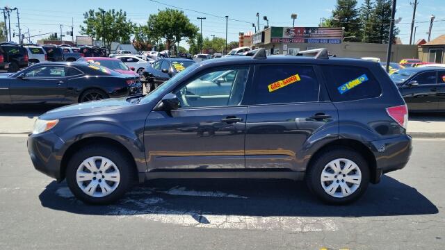 2009 Subaru Forester for sale at 5 Star Auto Sales in Modesto CA