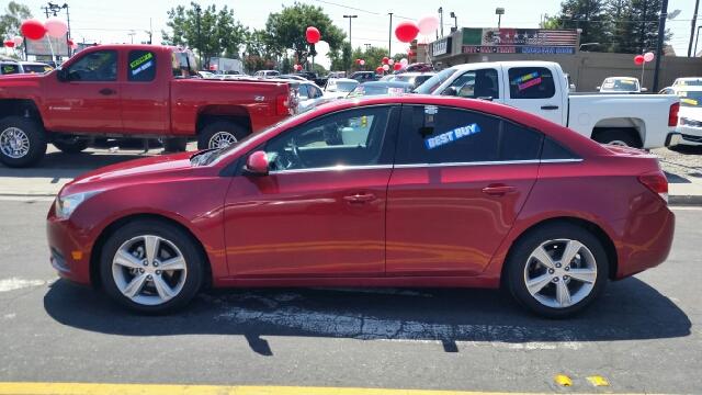 2014 Chevrolet Cruze for sale at 5 Star Auto Sales in Modesto CA