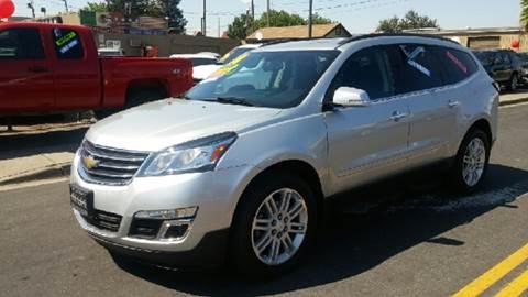 2014 Chevrolet Traverse for sale at 5 Star Auto Sales in Modesto CA