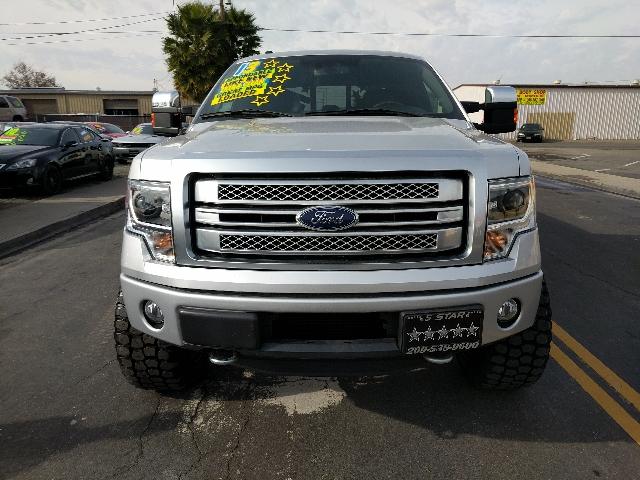 2013 Ford F-150 for sale at 5 Star Auto Sales in Modesto CA