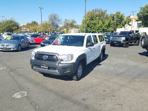 2014 Toyota Tacoma for sale at 5 Star Auto Sales in Modesto CA