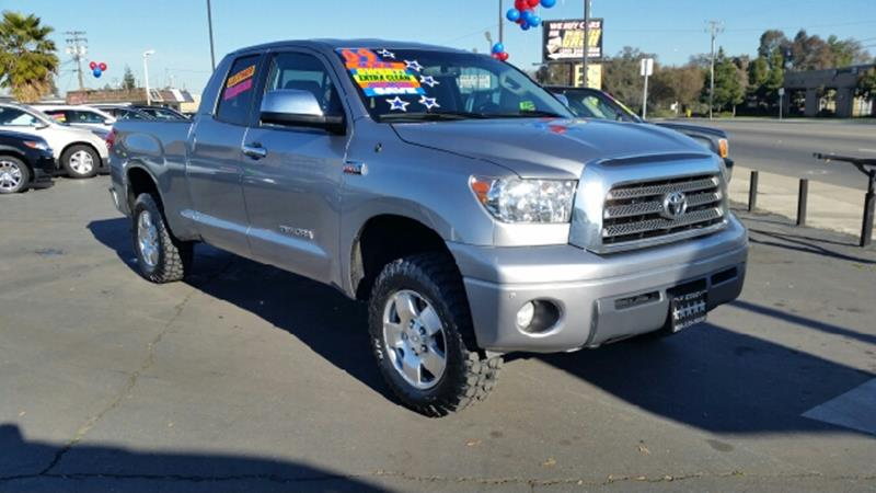 2009 Toyota Tundra for sale at 5 Star Auto Sales in Modesto CA