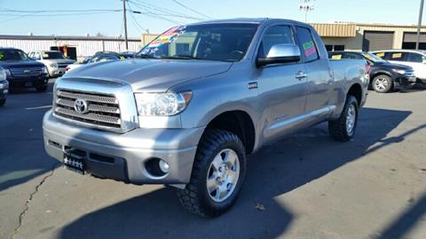 2009 Toyota Tundra for sale in Modesto, CA