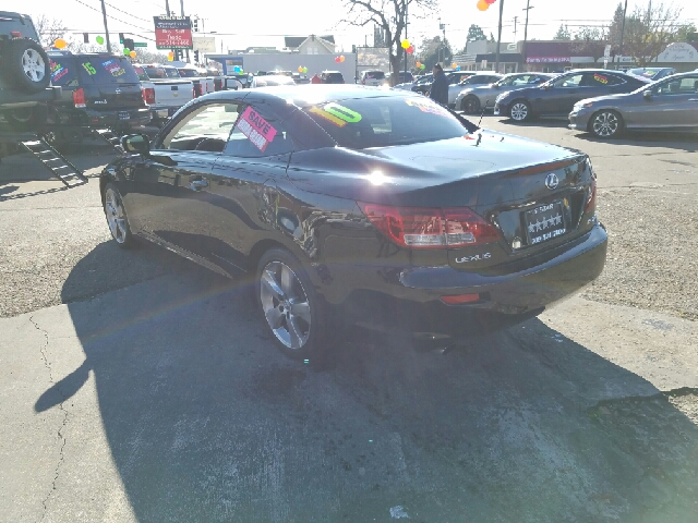 2010 Lexus IS 250C for sale at 5 Star Auto Sales in Modesto CA