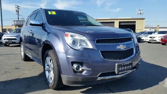 2013 Chevrolet Equinox for sale at 5 Star Auto Sales in Modesto CA