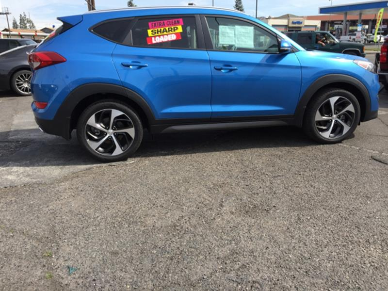 2016 Hyundai Tucson for sale at 5 Star Auto Sales in Modesto CA