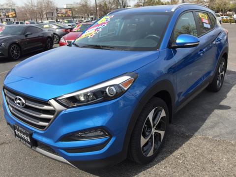 2016 Hyundai Tucson for sale at 5 Star Auto Sales in Modesto CA