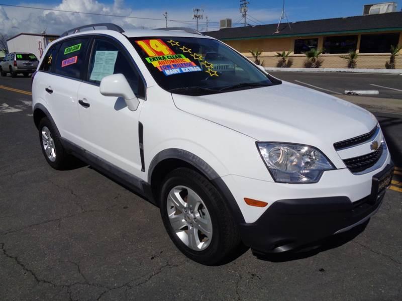 2014 Chevrolet Captiva Sport for sale at 5 Star Auto Sales in Modesto CA