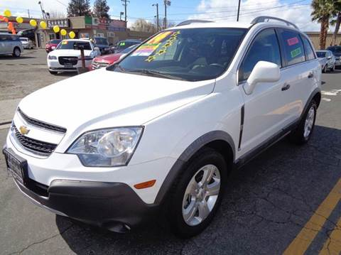 2014 Chevrolet Captiva Sport for sale at 5 Star Auto Sales in Modesto CA