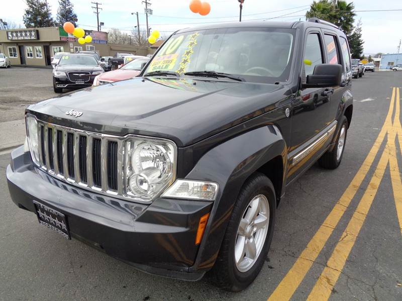 2010 Jeep Liberty for sale at 5 Star Auto Sales in Modesto CA