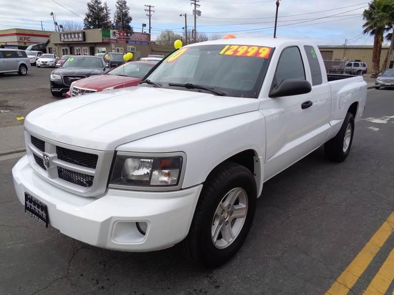 2010 Dodge Dakota for sale at 5 Star Auto Sales in Modesto CA