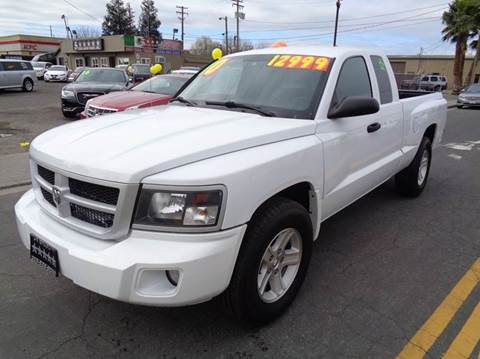 2010 Dodge Dakota for sale at 5 Star Auto Sales in Modesto CA