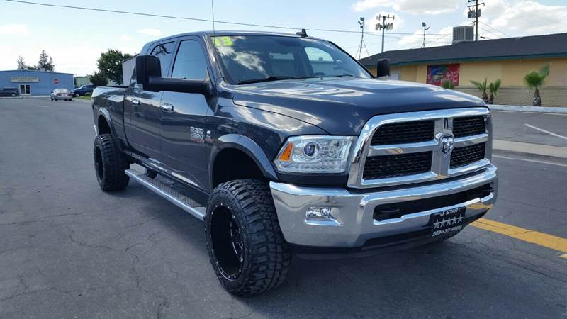 2013 RAM Ram Pickup 2500 for sale at 5 Star Auto Sales in Modesto CA