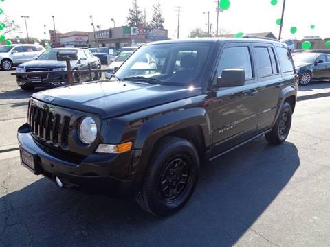 2014 Jeep Patriot for sale at 5 Star Auto Sales in Modesto CA
