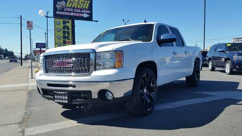 2011 GMC Sierra 1500 for sale at 5 Star Auto Sales in Modesto CA
