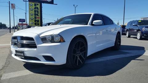 2011 Dodge Charger for sale at 5 Star Auto Sales in Modesto CA