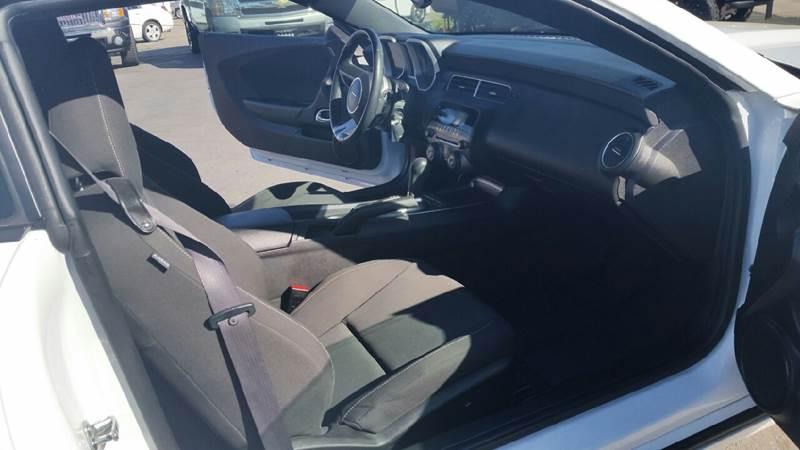 2011 Chevrolet Camaro for sale at 5 Star Auto Sales in Modesto CA