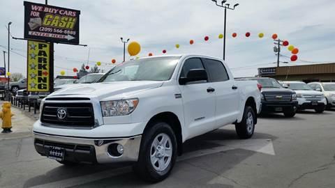 2013 Toyota Tundra for sale at 5 Star Auto Sales in Modesto CA