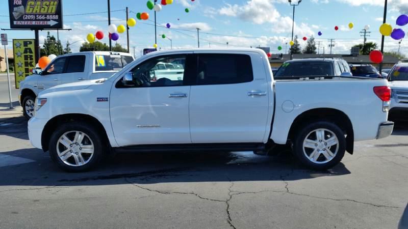 2008 Toyota Tundra for sale at 5 Star Auto Sales in Modesto CA