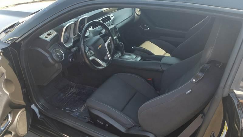 2013 Chevrolet Camaro for sale at 5 Star Auto Sales in Modesto CA