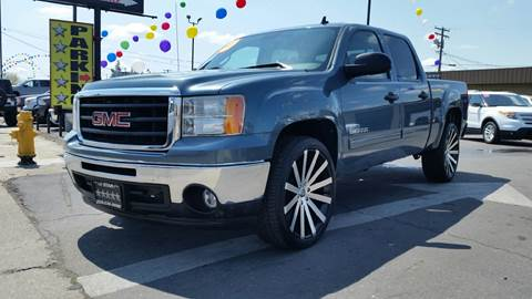 2010 GMC Sierra 1500 for sale at 5 Star Auto Sales in Modesto CA