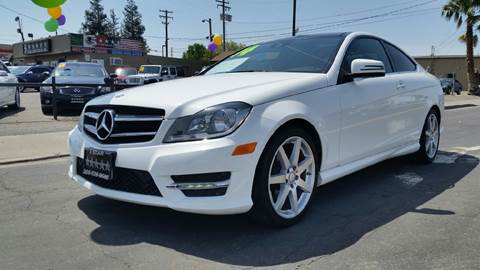 2014 Mercedes-Benz C-Class for sale at 5 Star Auto Sales in Modesto CA