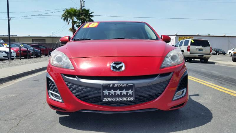 2010 Mazda MAZDA3 for sale at 5 Star Auto Sales in Modesto CA